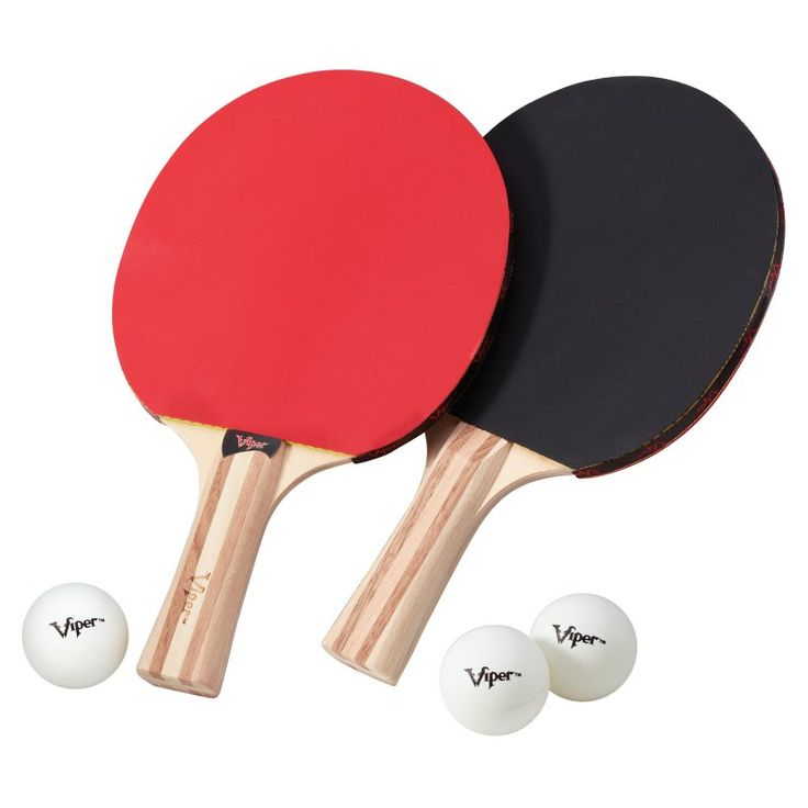 Viper Table Tennis Paddle 2 Player Set - 70-2000