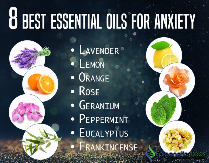 Anxiety disorders affect millions of Americans. Discover the best essential oils for anxiety that positively impact your physical and mental health.