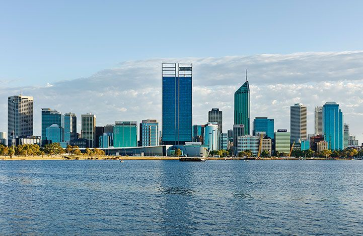 HASSELL | Projects - Brookfield Place. HASSELL ARCHITECTS Perth Level 1 Commonwealth Bank Building 242 Murray Street Perth WA Australia 6000 T +61 8 6477 6000 E perth@hassellstudio.com