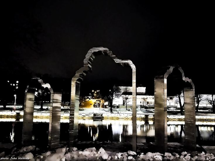 Turku Finland 16.12 - Juha (@sademiess) | Twitter