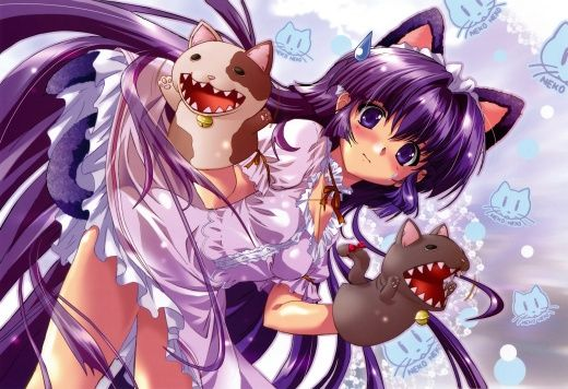 maburaho girls | Source URL: http://www.1zoom.net/Anime/t2 ...