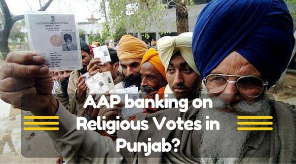 AAP Banking on Religious Votes in Punjab? – Chatpata Punjab  #aap #politics #punjab #religiousvotes