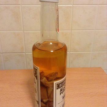 liquore allo zenzero fresco