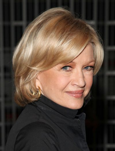 Diane Sawyer Pays Tribute to Her http://blanketcoveredlover.tumblr.com/post/157380040318/httpshort-haircutstylescomafrican-american-wed
