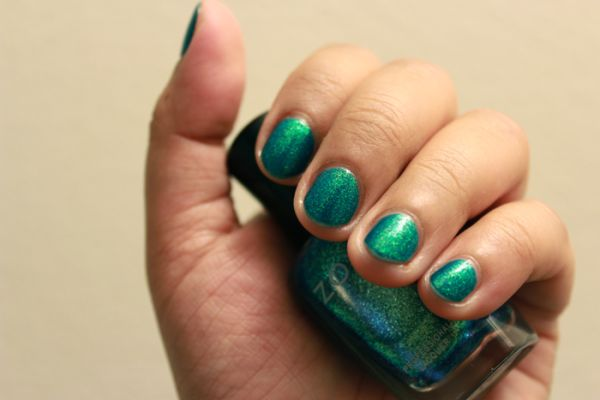 Zoya Nail Polish in Charla shared via TwitterSolid Nails, Nail Polish, Nails Polish, Zoya Nails, Zoya Nailpolish, Blue Nails