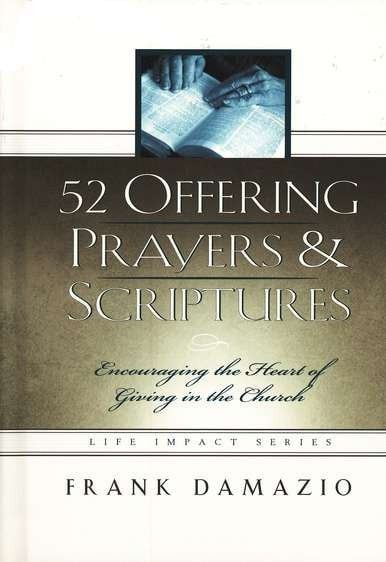 52 Offering Prayers & Scriptures and Denominations