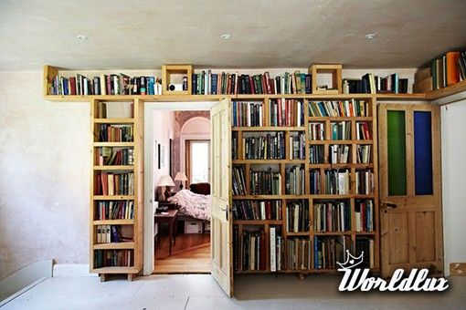 Love this bookshelves