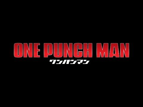 One punch anime trailer official