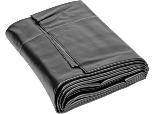 Beckett 7202410 10-Feet by 15-Feet EPDM Flexible Pond Liner by Beckett Corporation. $154.63. Flexible and puncture resistant. 20 year warranty. Pro-grade pond liner. Beckett's 10-feet by 15-feet Fish safe EPDM pond liner is a professional grade pond liner that is flexible and puncture resistant. Comes with a 20 year warranty.