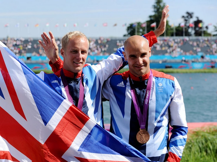 Jon Schofield and Liam Heath won a bronze for Team GB in the K2 kayak sprint