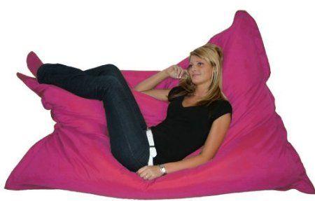 Kinzler K-11163/12 Riesensitzsack 140x180 cm, pink: Amazon.de: Küche & Haushalt