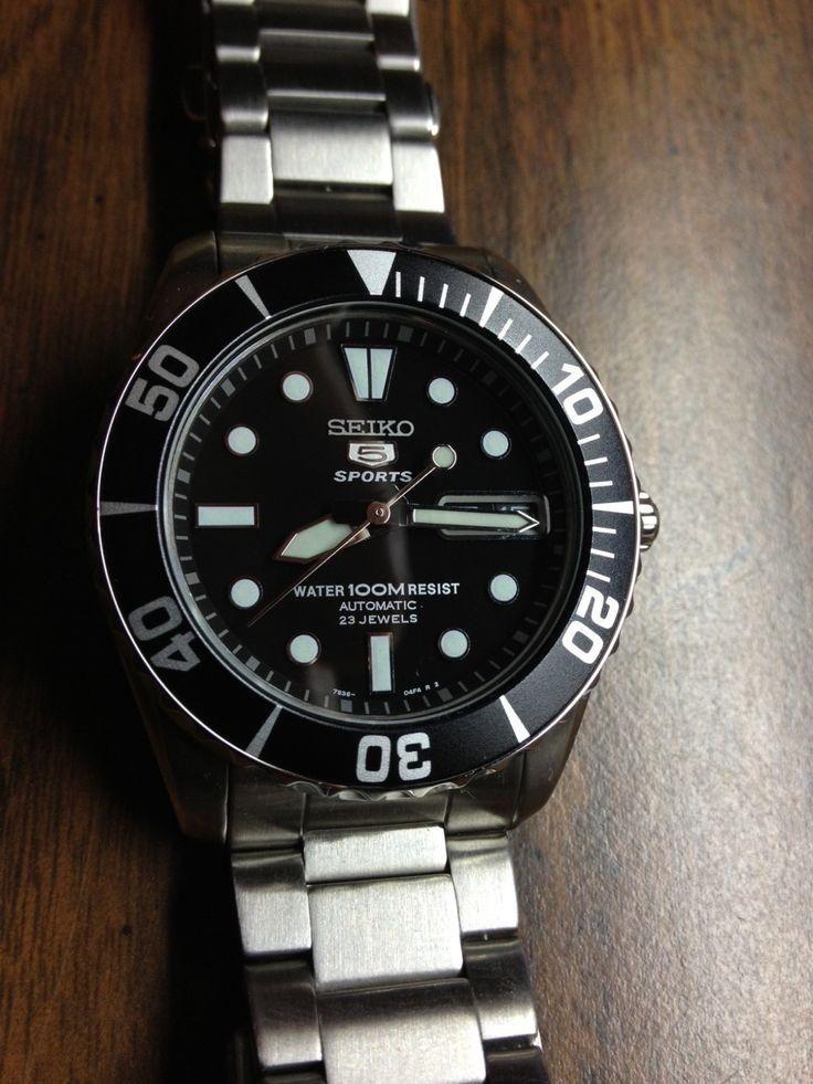 Seiko 5 snzf29k1/j1 | Watches
