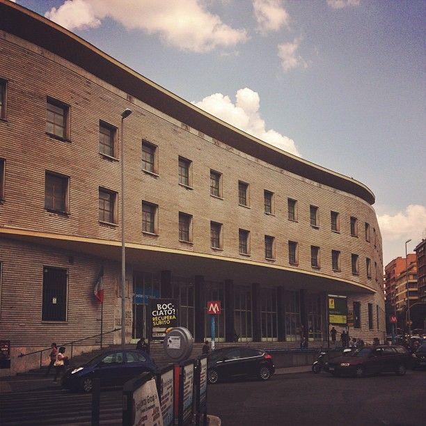 Modern Architecture In Rome