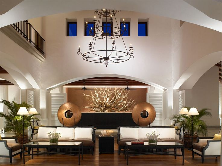 Inspiration: Lobby of the JW Marriott Panama Golf & Beach Resort in Playa Blanca.  This on a smaller scale.