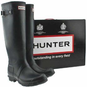 black hunter wellies if you're feeling particularly generous.