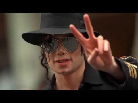Michael Jackson' en una selfi de su hija