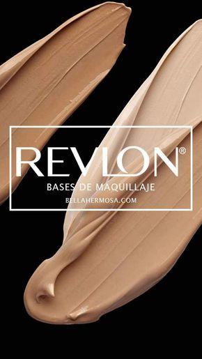 Cómo Elegir las Bases para Maquillaje Revlon Según Tu Tipo de Piel