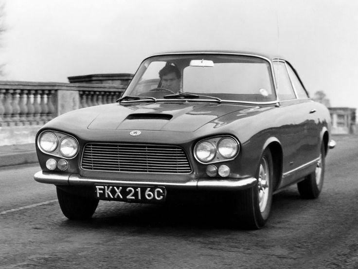 1964-66 Gordon-Keeble GK1 (Bertone)