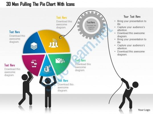 18 best PowerPoint images on Pinterest Power point templates - pie chart templates