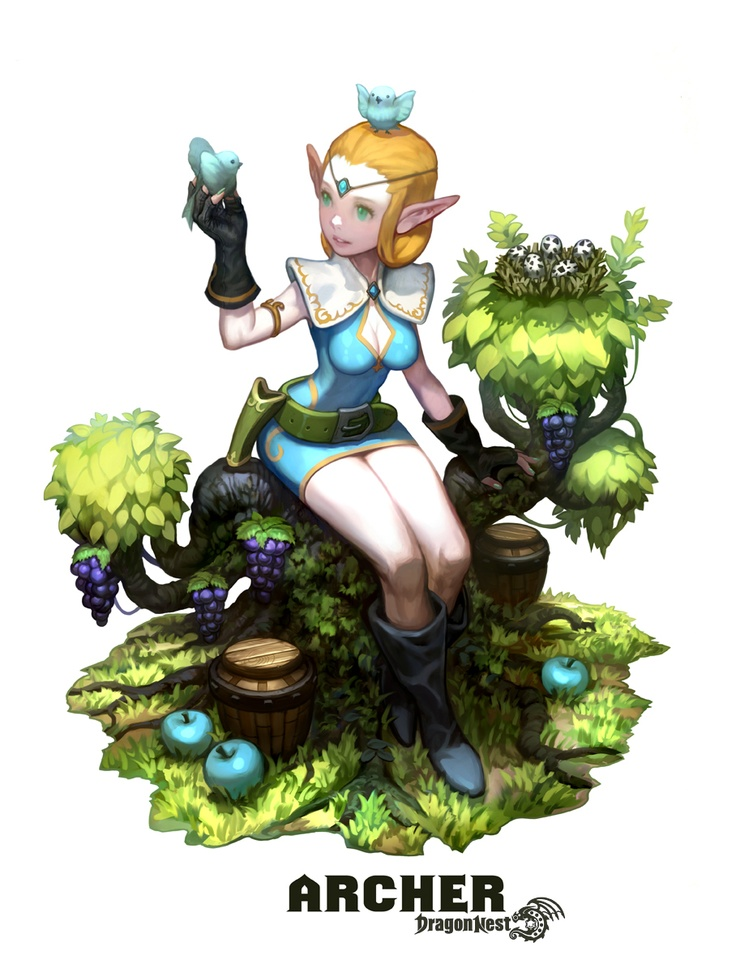 Archer - Dragon Nest SEA Wiki