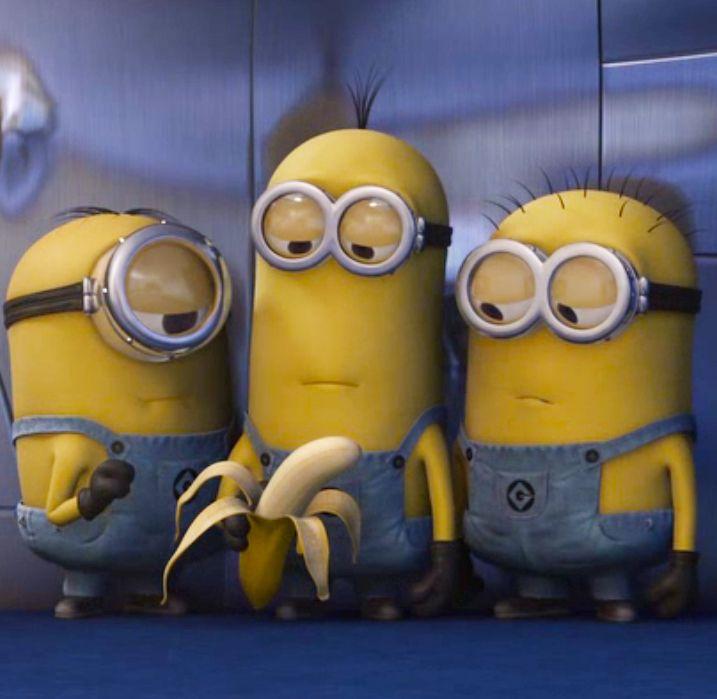 minions // banana