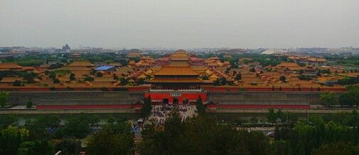 Forbidden City, Beijing - China