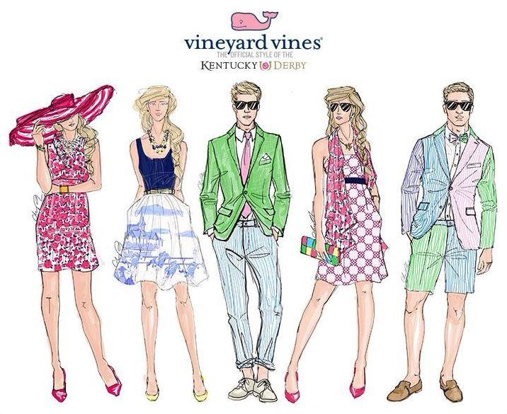 vineyard vines illustration
