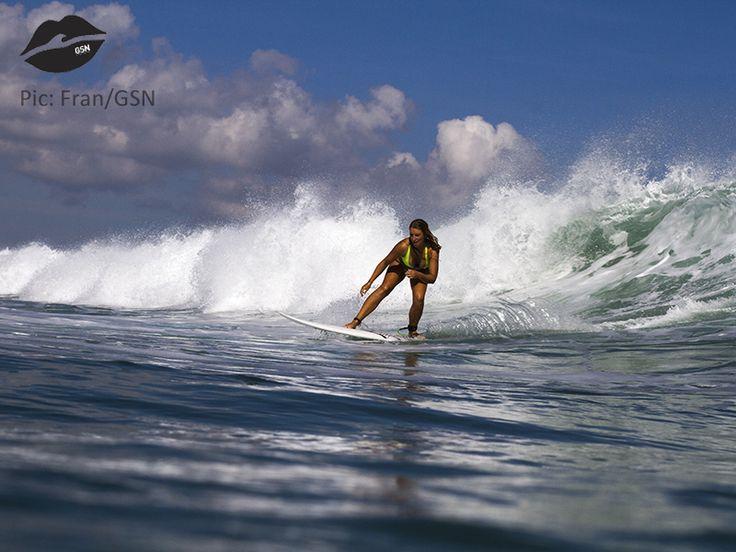 Run waves all round :) #girlsurfnetwork