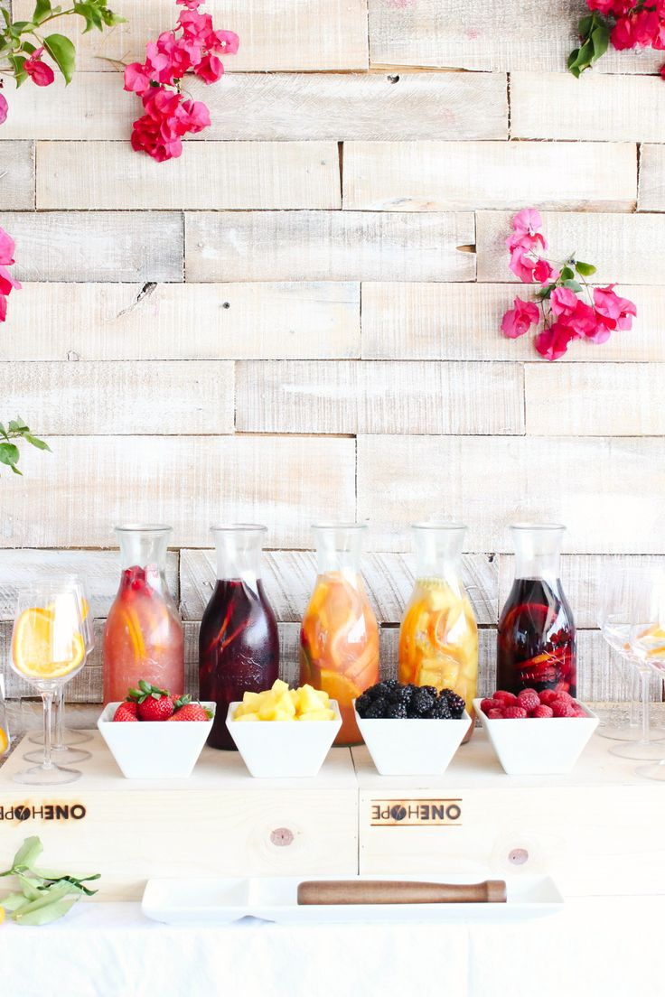 Choose-your-own sangria