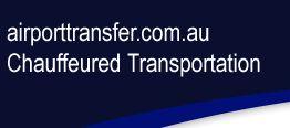 airporttransfer.com.au chaufferured transportation