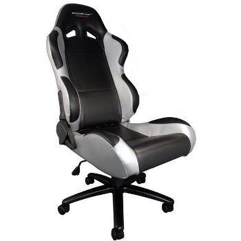 Speedblack Seat Black/Silver ( Silla Gamer )