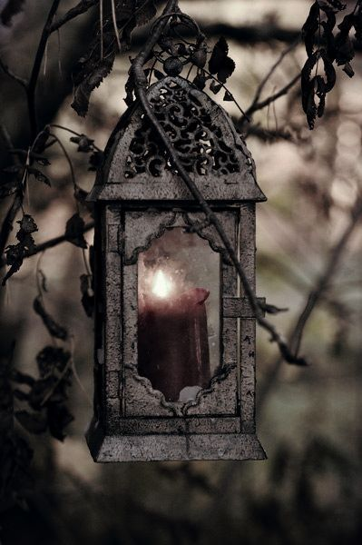 gothic garden lighting