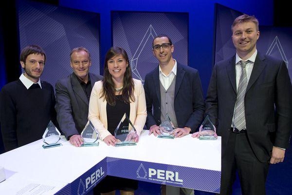#Suisse #Entreprendre PERL - Prix Entreprendre Région Lausanne