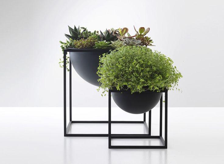 Kubus Bowls by Mogens Lassen