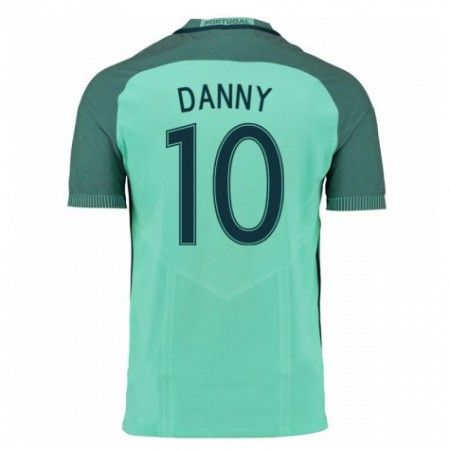 Portugal 2016 Danny 10 Bortedraktsett Kortermet.  http://www.fotballteam.com/portugal-2016-danny-10-bortedraktsett-kortermet.  #fotballdrakter
