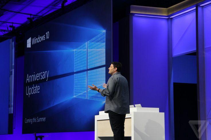 Windows Yıldönümü Güncellemesi önümüzdeki yaz geliyor  http://www.teknoblog.com/windows-yildonumu-guncellemesi-122163/