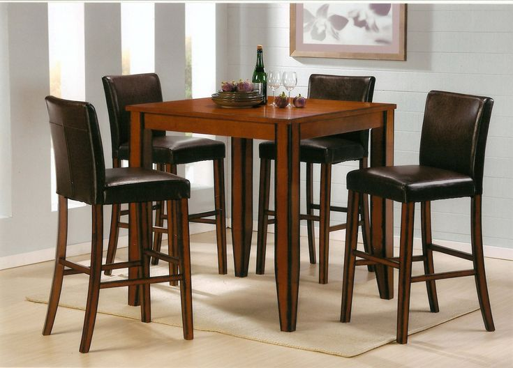 Lovely Pub Height Table And Chairs for your Home Decorating Ideas With Pub Height Table And Chairs