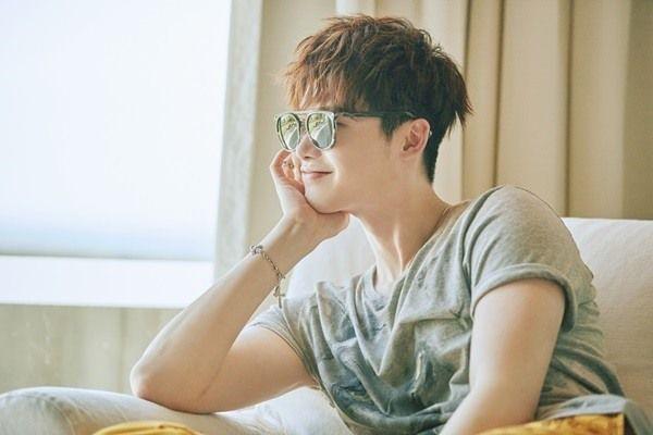 Lee Jong-suk enjoys summer in Bali | Koogle TV