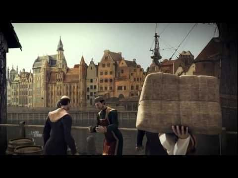 Animated History of Poland by Tomasz Bagiński for the World Expo 2010 in Shanghai.