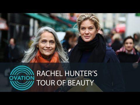 Ovation: Rachel Hunter Takes Paris