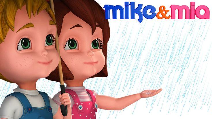 "Watch Rain Rain Go Away Nursery Rhyme Online by Mike and Mia. ""Rain Rain Go Away, Come Again Another Day"" is a popular English language nursery rhyme for Kid..."