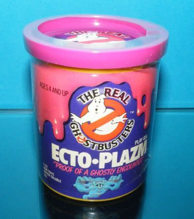 Ghostbusters Ecto Plazm Slime Recipe 1987 Kenner toys Make your own Plus 100 more kids recipes. $2.49, via Etsy.