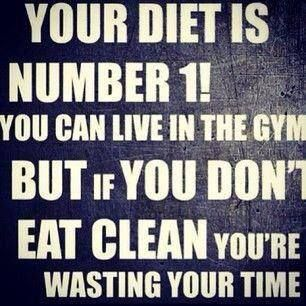 Fitness Inspiration #workhardeatclean #wordstoliveby