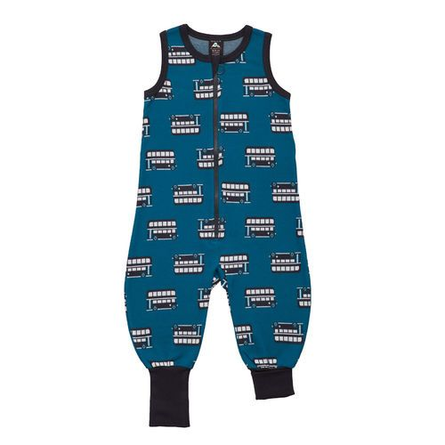 Jumpsuit made of wonderful jacquard knit with trendy Double-decker design.