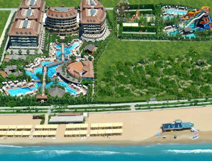 Royal Dragon Hotel Turkey, super lekkurt