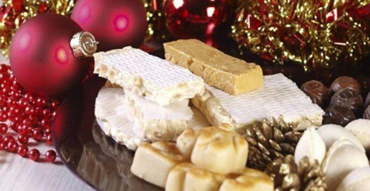 Dulces de Navidad en España
