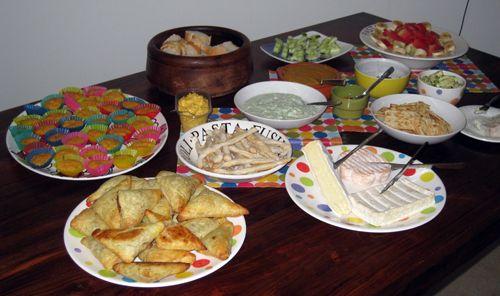 Verjaardagshapjes baby, dreumes en peuter   Baby & Dreumes Eetfestijn