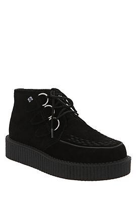 Chaussures Demonia Sprite noires Emo femme wEOmIpTE
