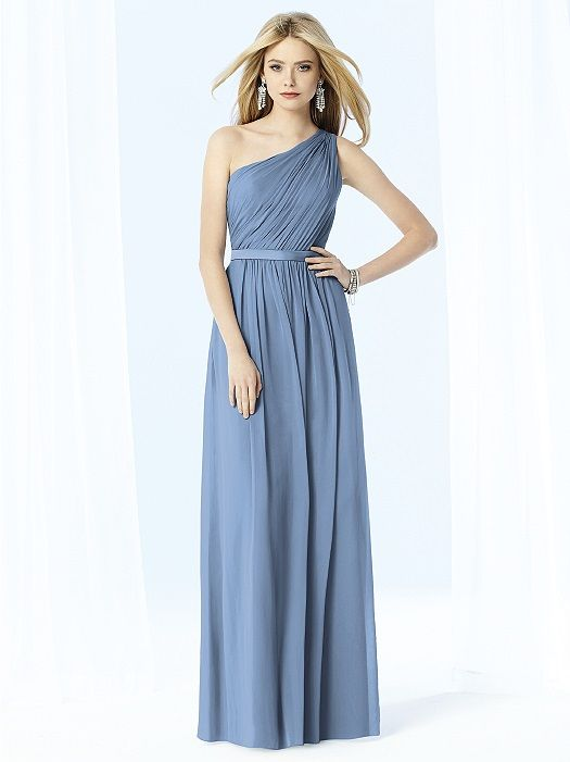 After Six Bridesmaids Style 6706 http://www.dessy.com/dresses/bridesmaid/6706/?color=larkspur&colorid=1014#.VKYKVSu3uSp