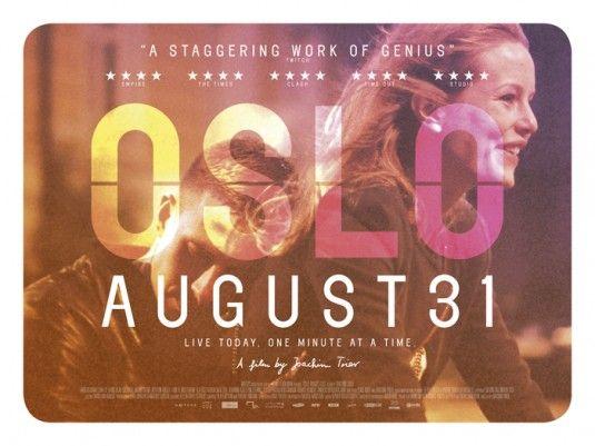 Oslo, August 31 (Joachim Trier, 2011)